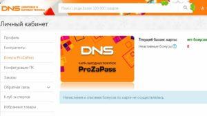 3 способа проверить баланс бонусной карты Прозапас ДНС: по номеру карты, через личный кабинет