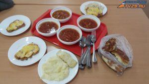 Какое питание предоставляем КШП29 в школах Северодвинска