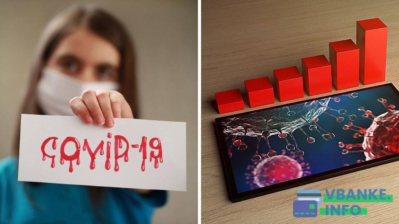 Пик заболеваемости коронавирусом в России в ноябре