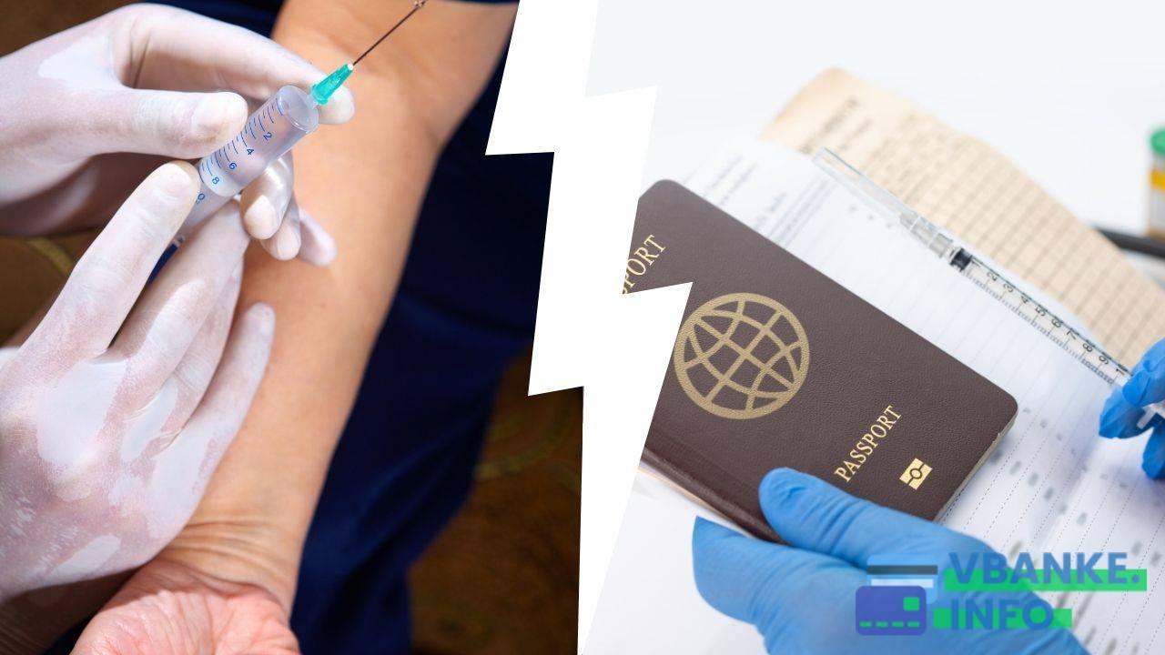Запрет на выезд за границу из России без прививки от коронавируса в 2021 году — реальность или миф?