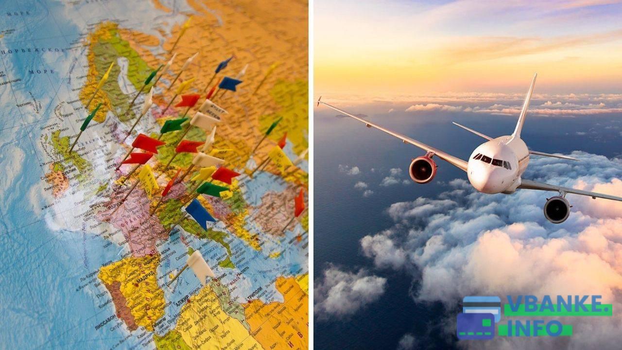 В марте для России открыты авиасообщения с 24 странами