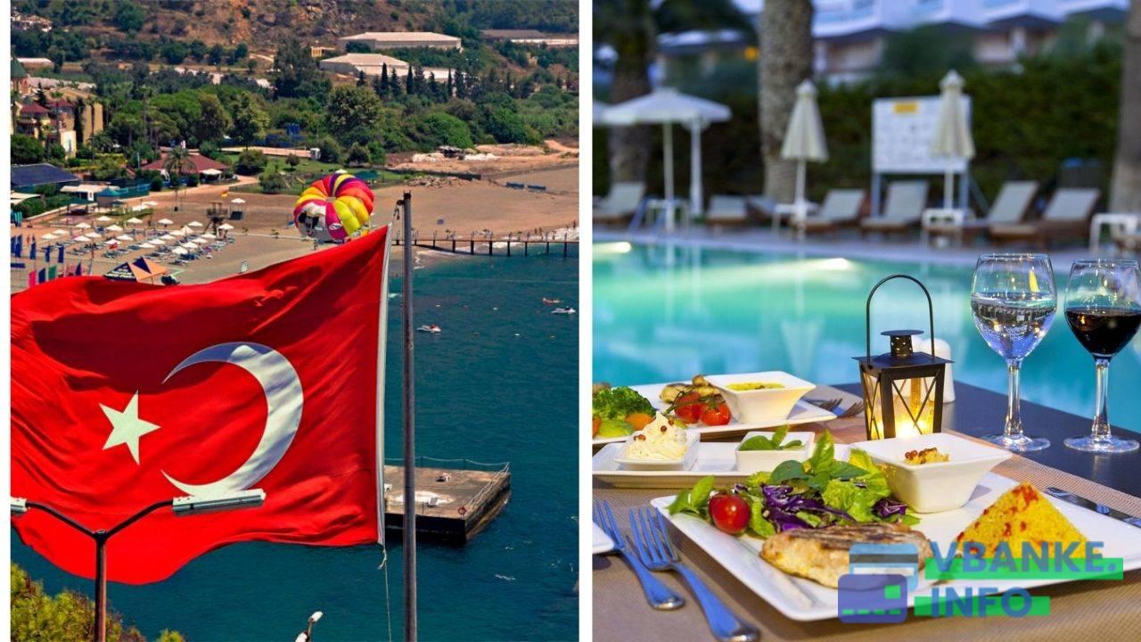 На майские праздники проданы почти все места в отелях Турции