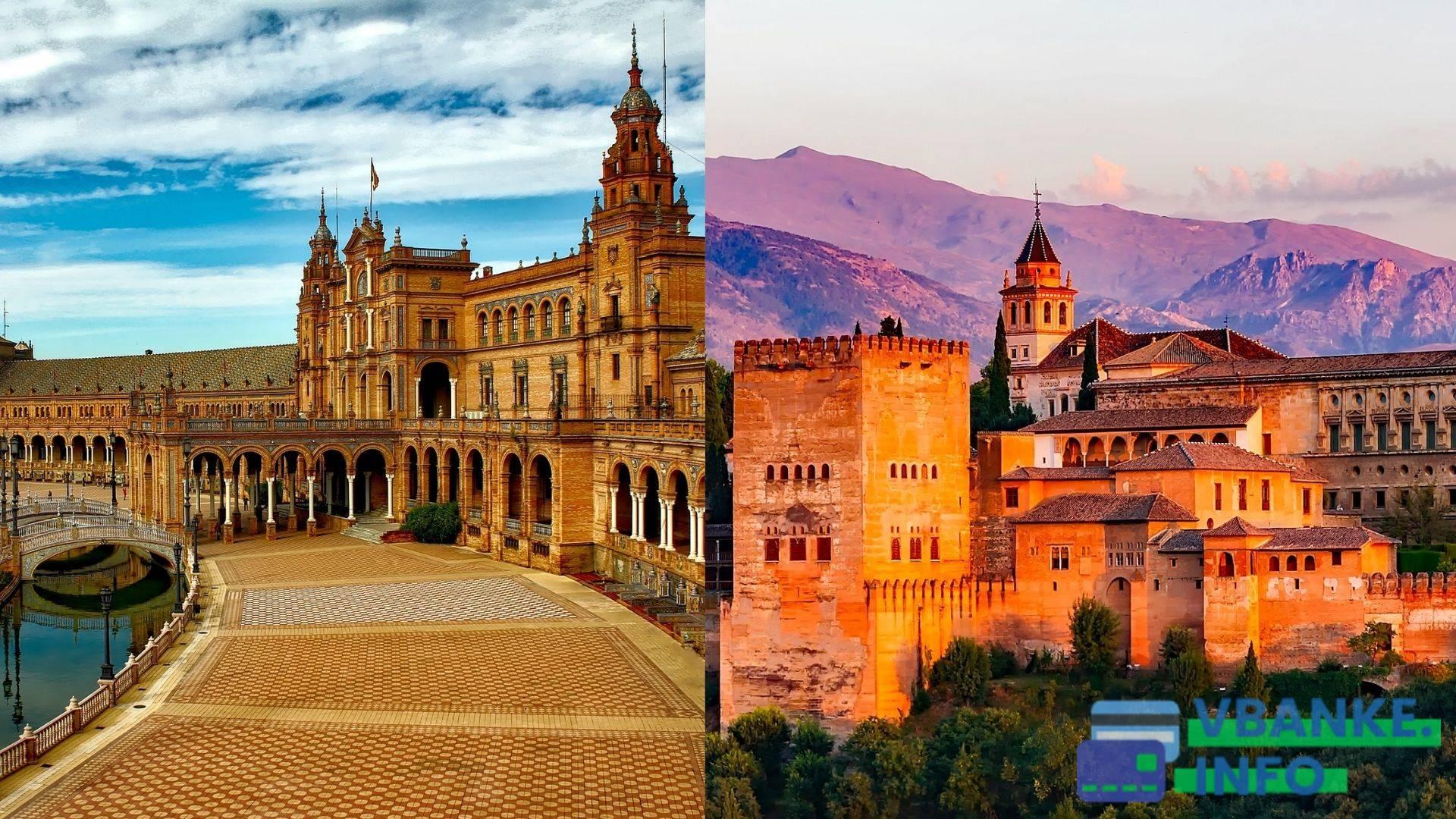 Испания открыта для российских туристов, однако попасть туда можно только с пересадками