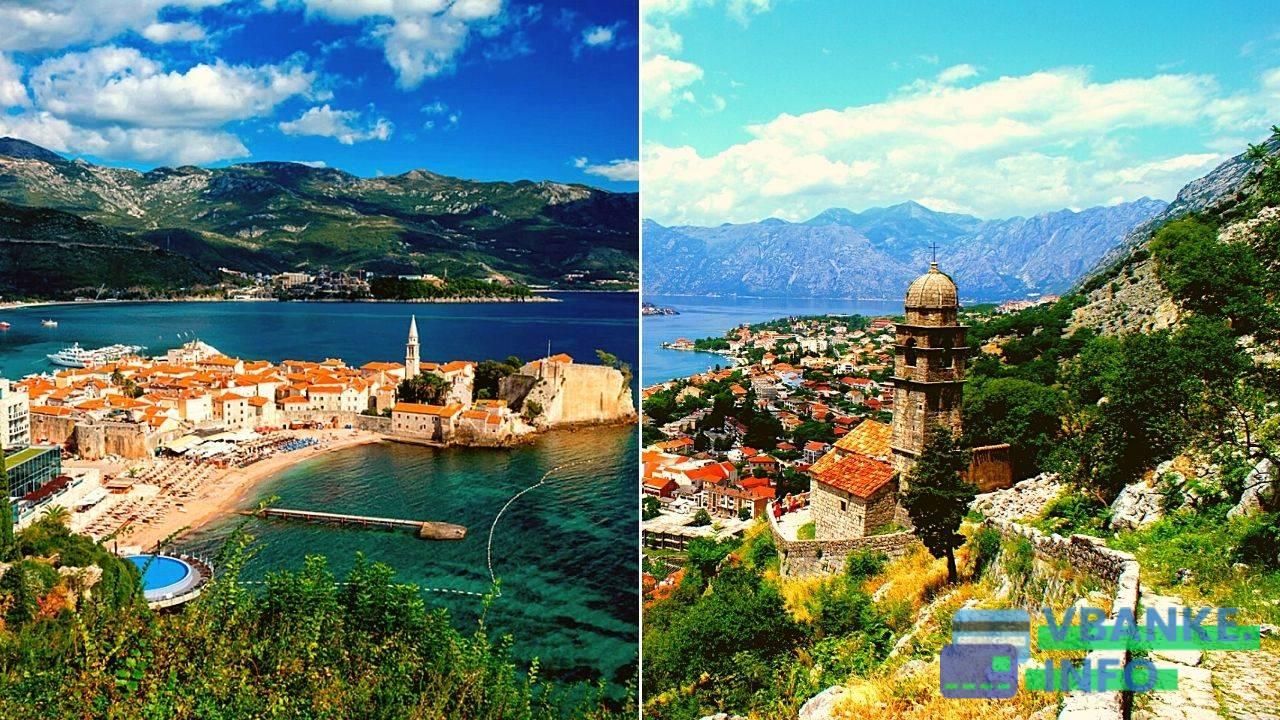Как попасть в Черногорию из России в июле 2021