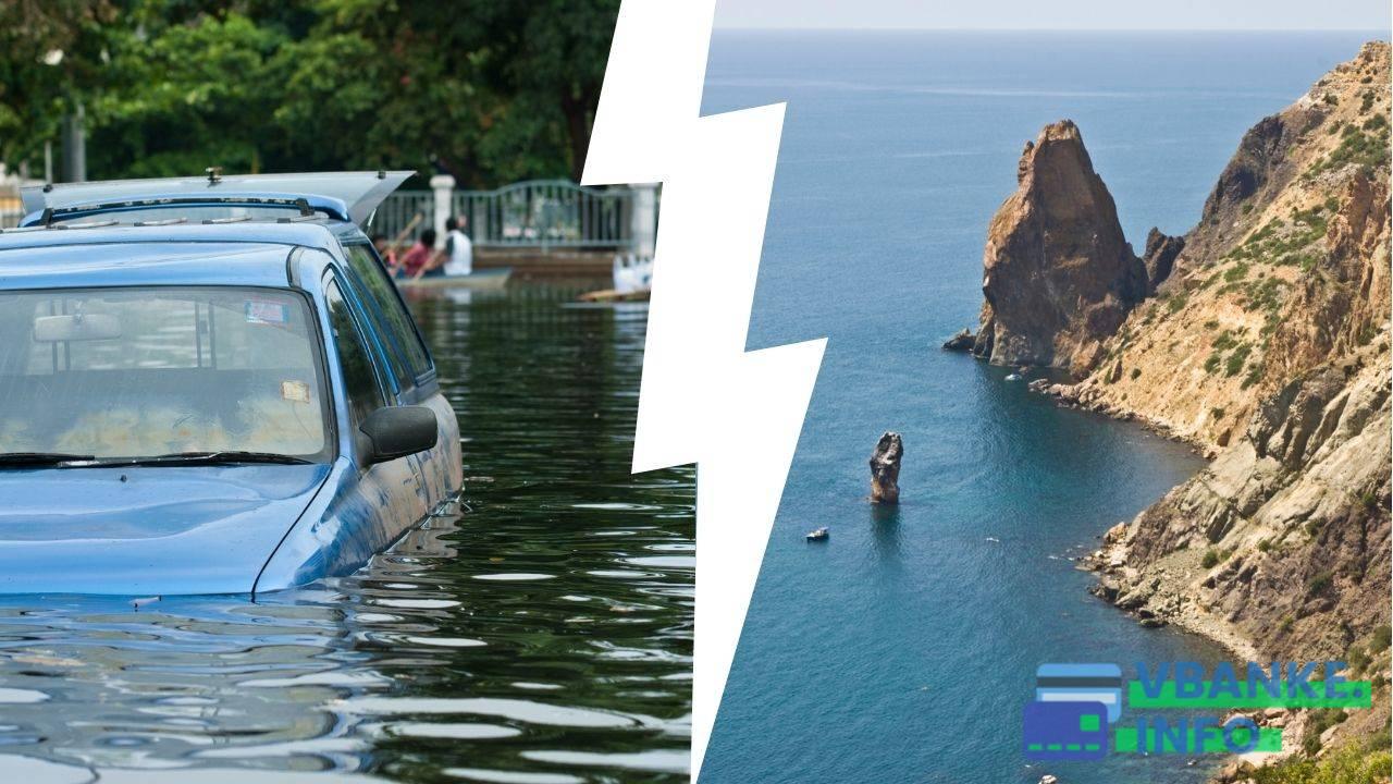 Насколько сильно затопило города в Крыму — обстановка для туристов на сегодня