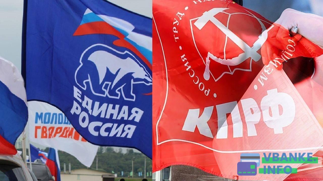 Рейтинг политических партий перед выборами в Госдуму 2021 года